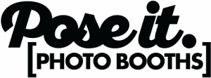Pose It Photo Booths Logo